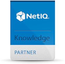 NetIQ Knowledge Partner